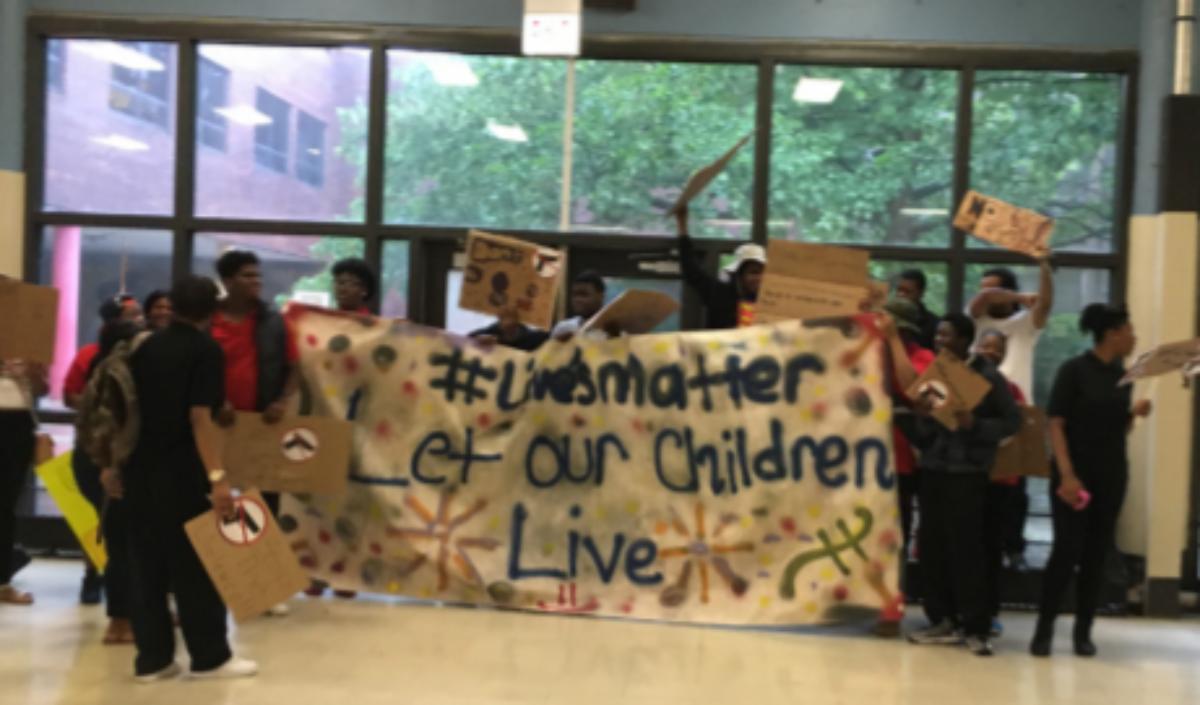 Alternatives Inc – Restorative Justice work at Paul Robeson High School 2014-2017