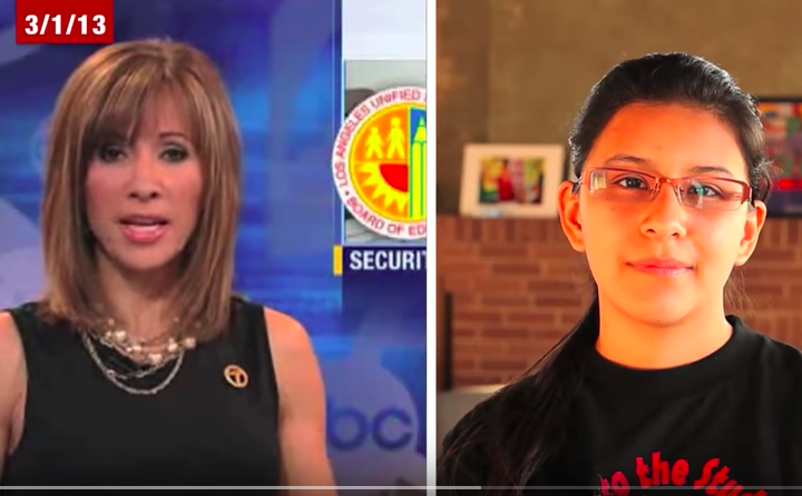 More Police in Schools?  L.A Youth Respond – RaceForward Video