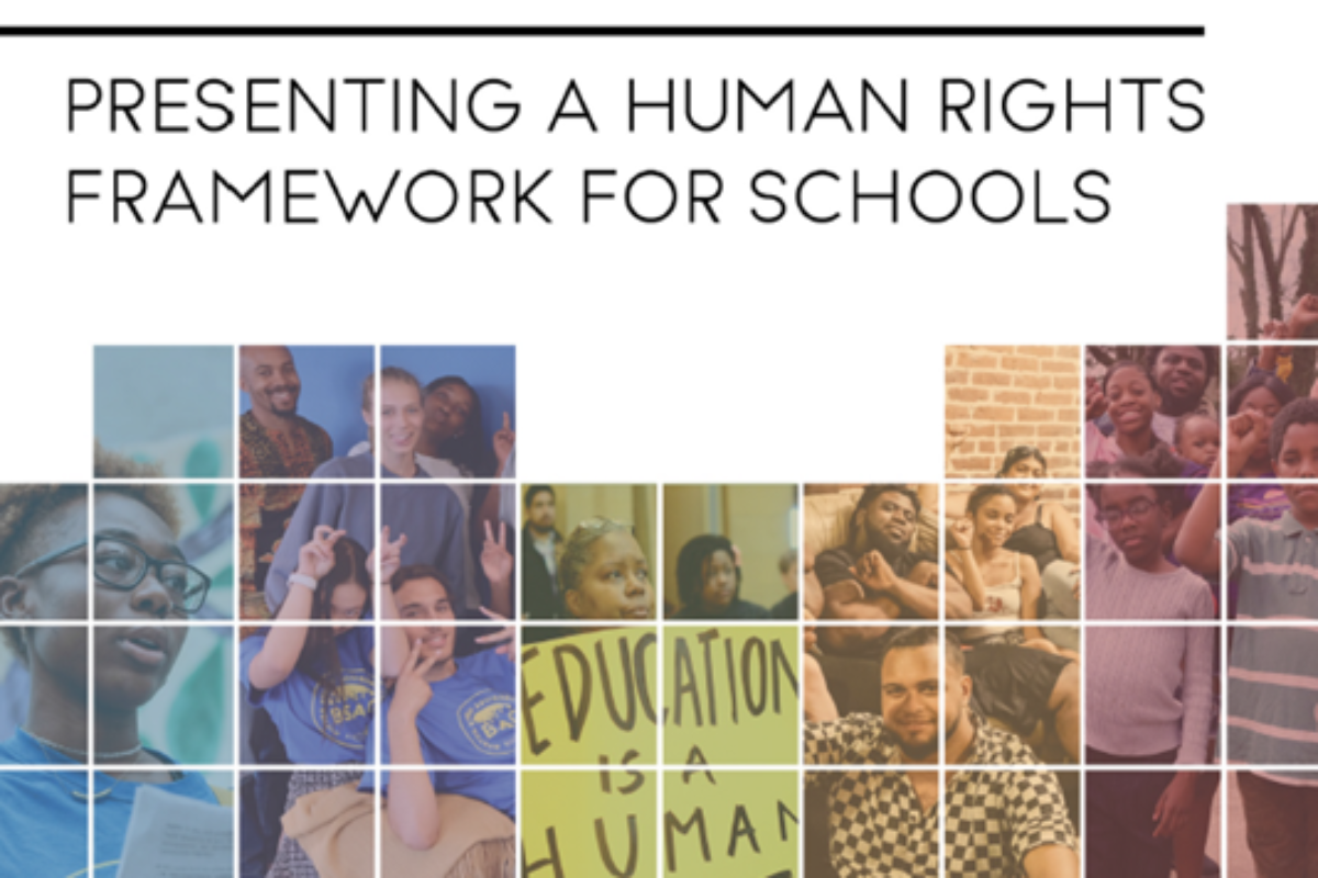 DSC Releases our New Model Code on Education & Dignity