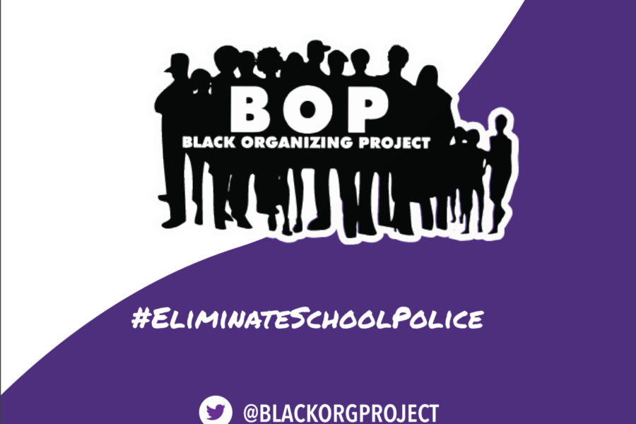 The People's Plan for police-free schools